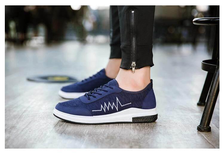 Kuk รองเท้าแฟชั่น รองเท้าบูท Fashion Man-Women Sport Shoes Running Shoes Xz16 By Kuk Shop.