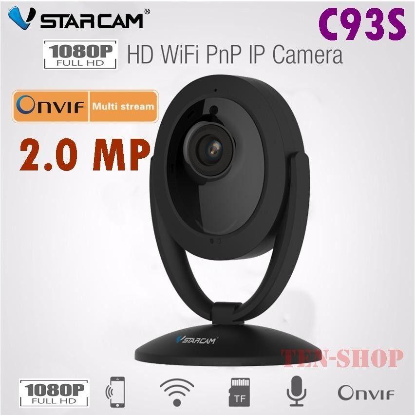 Vstarcam กล้องวงจร ปิด IP Camera camera รุ่น C93S (2ล้านพิเซล)