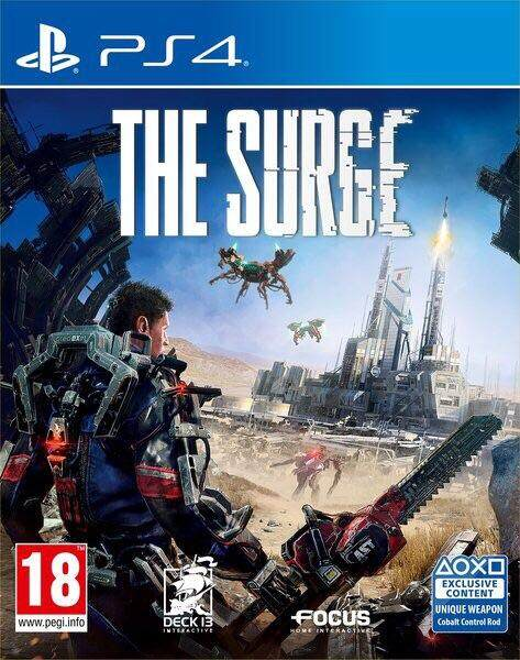 PS4 : The Surge