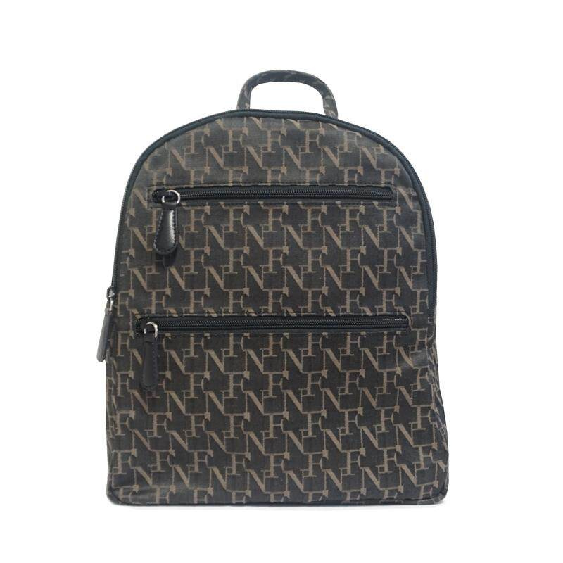 แม่ฮ่องสอน FN BAG กระเป๋าเป้สะพายหลัง BACKPACK 1208 21023 011 Col Black