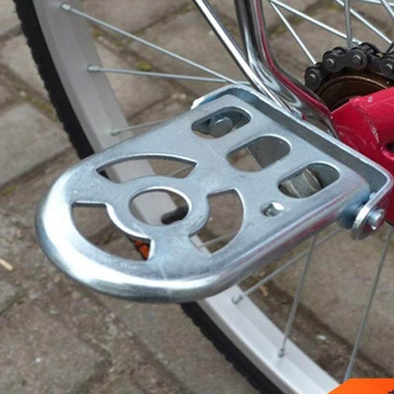 จักรยานโลหะที่เหยียบพับ Extension ด้านหลังที่เหยียบสำหรับจักรยานรถยนต์ไฟฟ้า By Outdoor Lizard.
