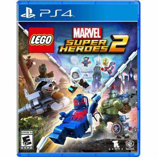 PS4 LEGO Marvel Super Heroes 2 ( Zone 2 / EU  )( English )