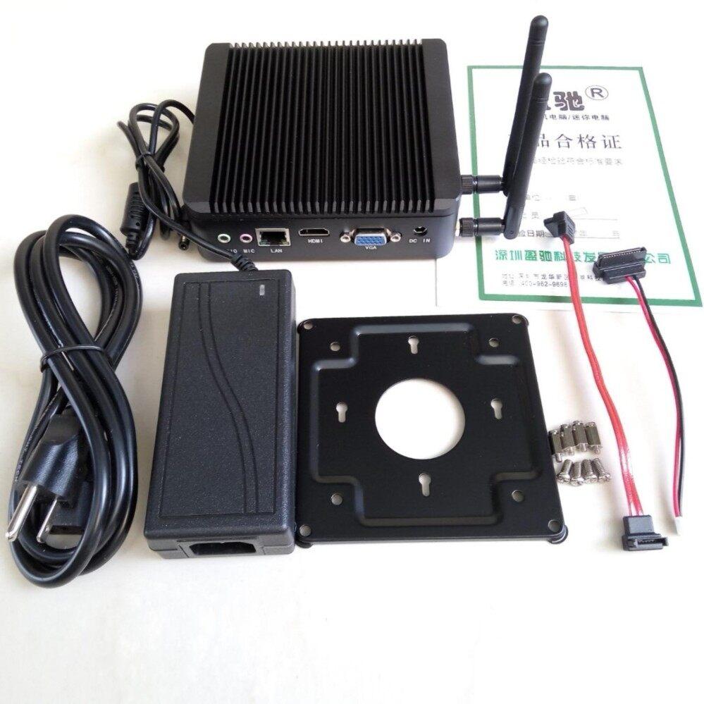 ขาย ซื้อ Minipc อุตสาหกรรม J1800 Vga Hdmi Wifi Ddr3L 4G Ssd 60G ประกัน3ปี ใน กรุงเทพมหานคร