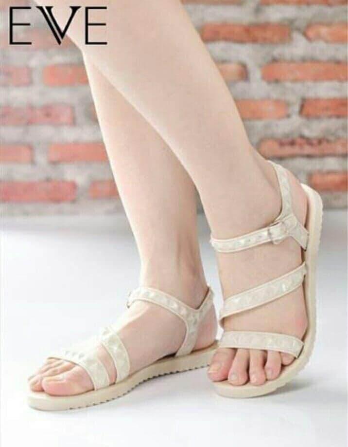 Colorishop  Eve รองเท้ารัดส้นสำหรับสุภาพสตรี.