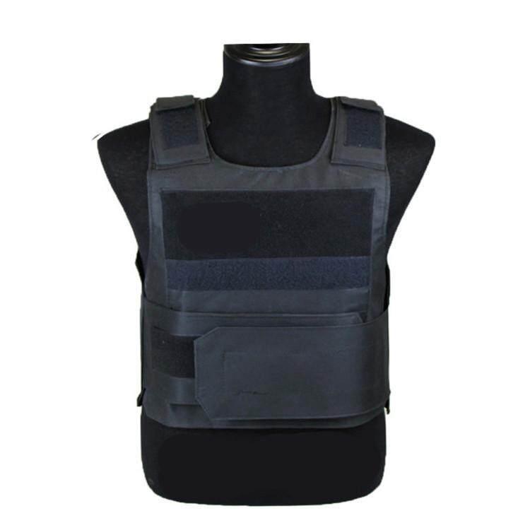 Big House น้ำหนักเบารถถังของเล่นยุทธวิธี Swat Vest ชุดป้องกันสำหรับตำรวจประเภท: สีดำ By Big House.