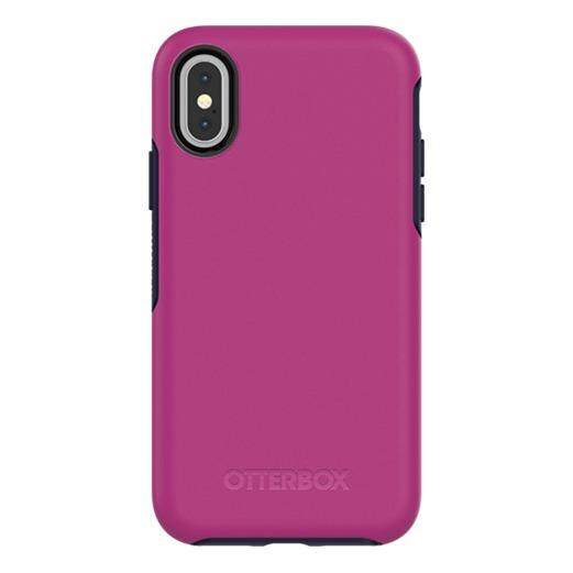Otterbox Case for iPHONE X SYMMETRY SERIES Mix Berry Jam