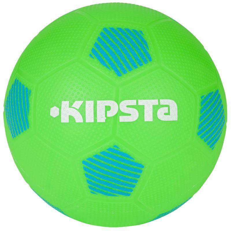 <>สินค้าคุณภาพสูง<> ลูกฟุตบอลขนาดเล็กรุ่น Sunny 300 เบอร์ 1 (สีเขียว-ฟ้า) โปรโมชั่น By Everettbacon.