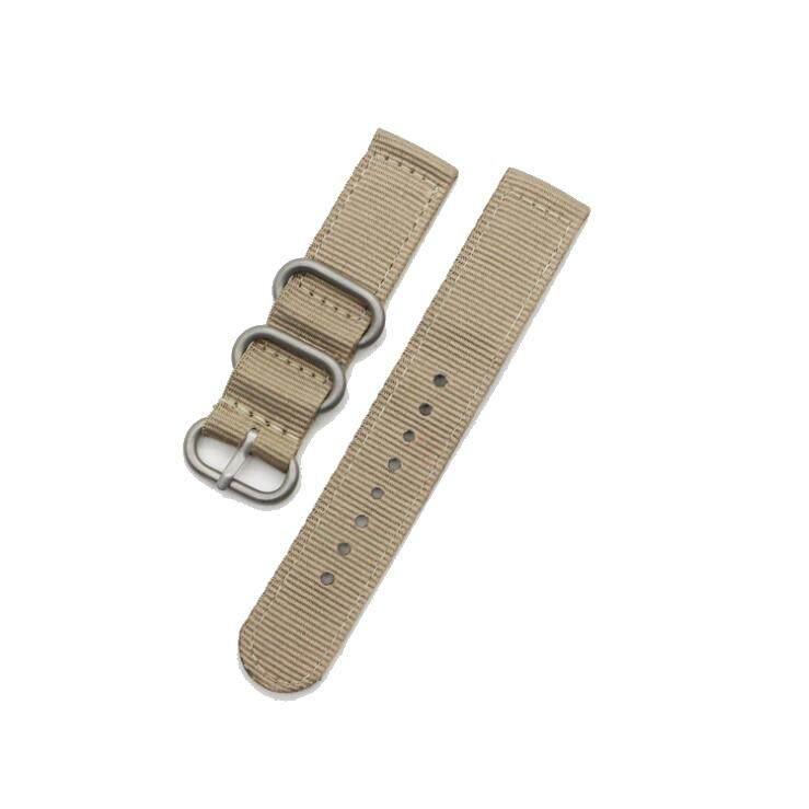 ความคิดเห็น B G Nylon Zulu Watch Band Strap Nato With Spring Bar 22Mm And Tool