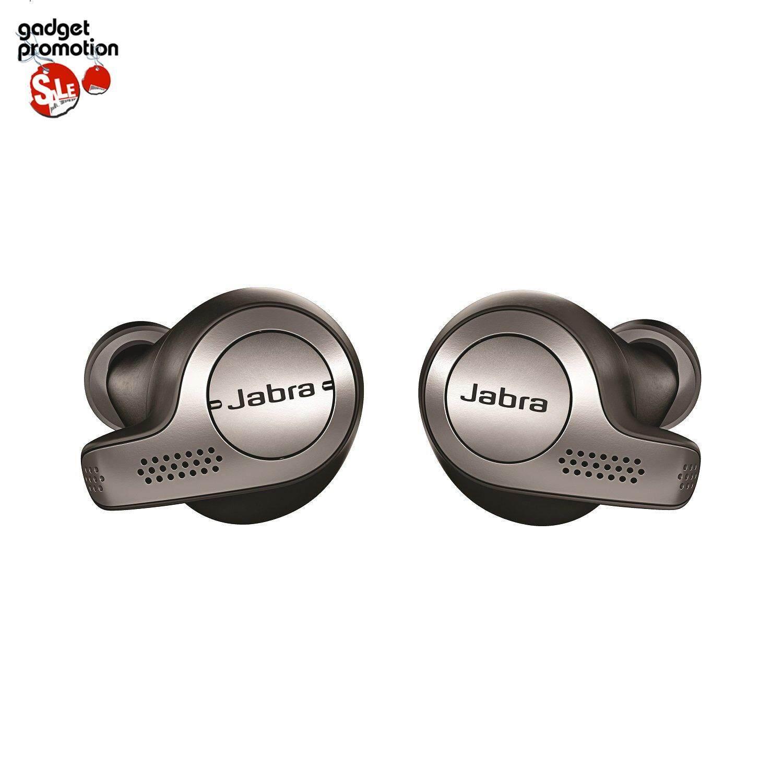 Jabra Elite 65t หูฟังบลูธูทอินเอียร์ true wireless (Black)