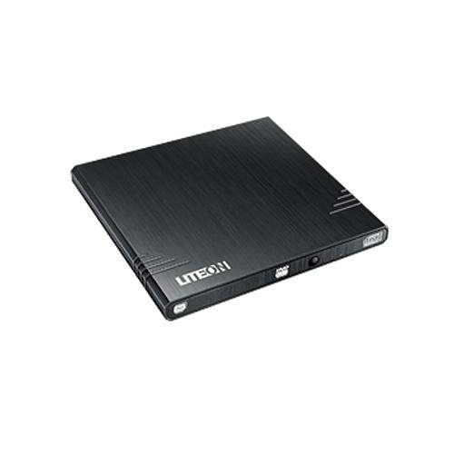 External Dvd Rw Lite On Slim Ebau108 8x Tray Black By Alipantiponline.