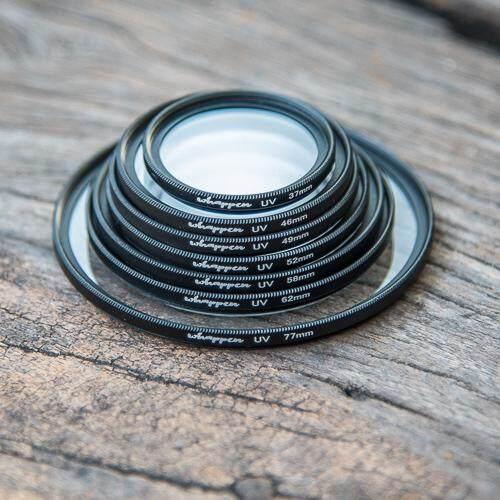 ฟิลเตอร์กล้อง (UV Filter)