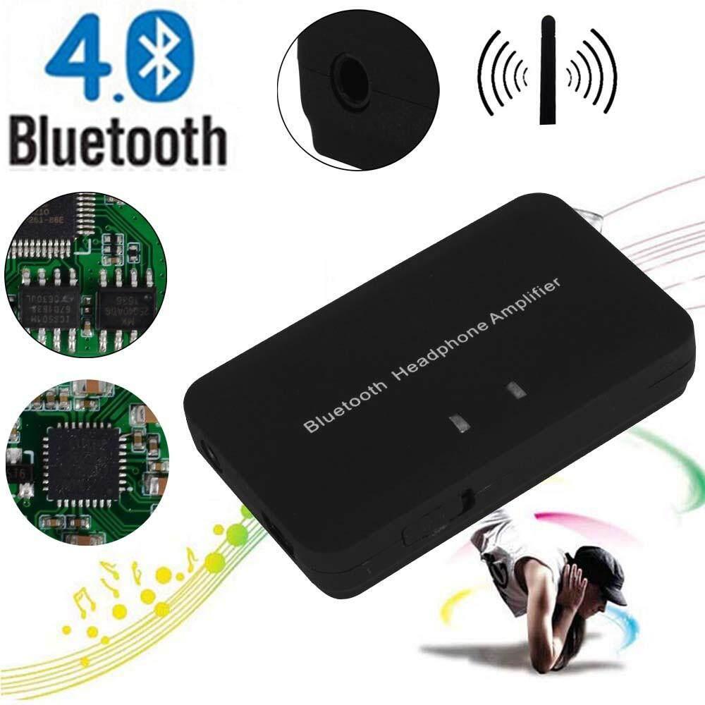 ขาย New Mini Bluetooth 4 Digital Power Amplifier Stereo Hifi For Smart Phones For Iphone 7 For Tablets Intl เป็นต้นฉบับ