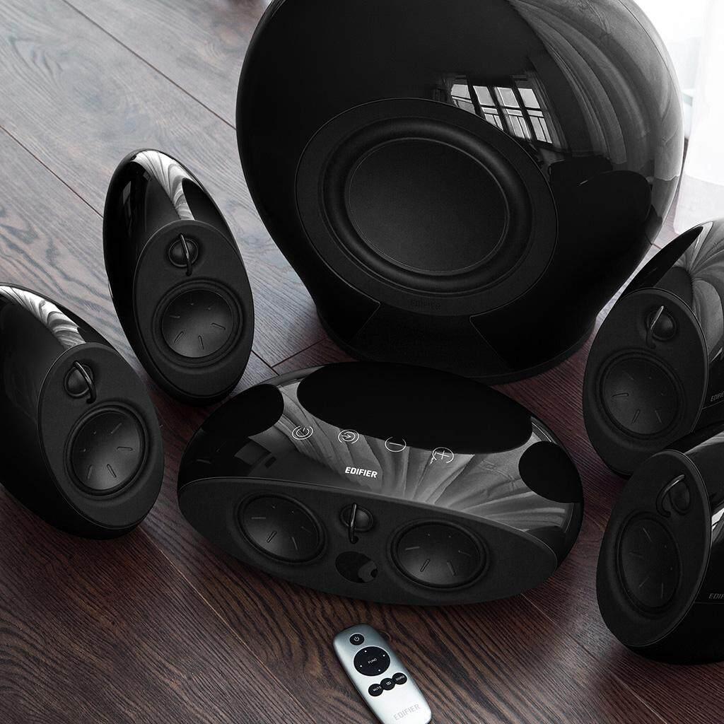 การใช้งาน  ราชบุรี ลำโพง Edifier Luna E255 5.1CH Home theater Speaker System รับประกันศูนย์ 2ปี