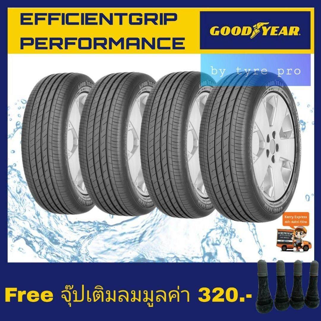 ประกันภัย รถยนต์ แบบ ผ่อน ได้ ปทุมธานี Goodyear ยางรถยนต์ขอบ17 235/65R17 รุ่น E-grip Performance (4 เส้น)