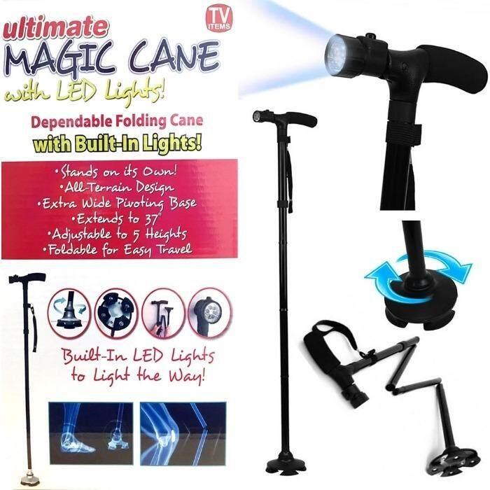 ซื้อที่ไหน Ultimate Magic Cane ไม้เท้าช่วยเดิน ไม้เท้าพยุง