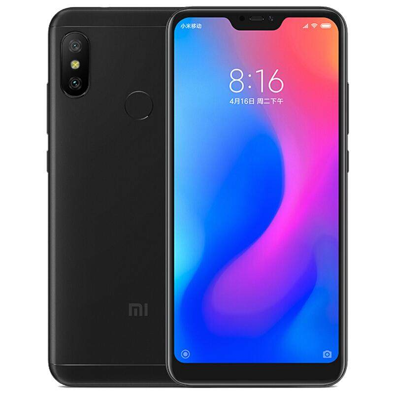 Xiaomi Mi A2 Lite 4+64GB (ซื้อ1แถม3 ฟิล์มกระจก+หูฟัง+เคส) รับประกันศูนย์ 1 ปี