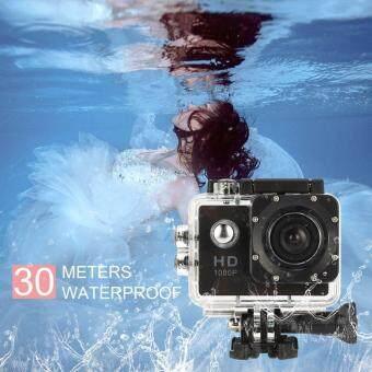 ซื้อที่ไหน WOND Waterproof Full HD 1080P Sports Action Camera Mini DVR Camcorder for SJ4000 black การเปรียบเทียบราคา - มีเพียง ฿351.41
