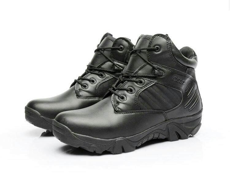 รองเท้ายุทธวิธี  ข้อสั้น DELTA