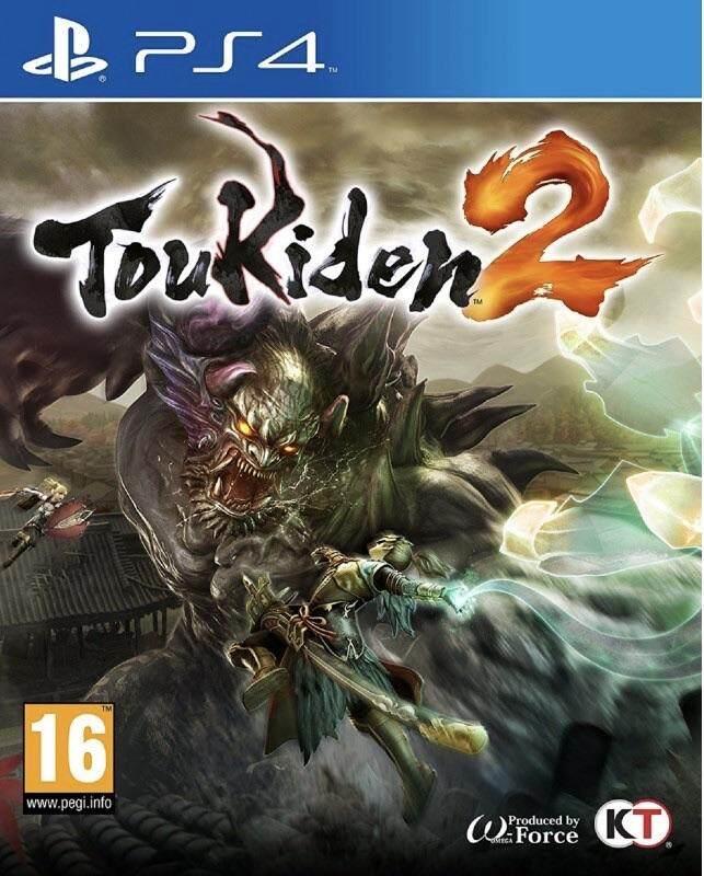 PS4 : toukiden 2