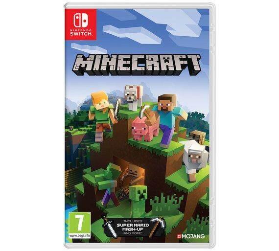 Nintendo Switch Minecraft ( English Zone 2 ).