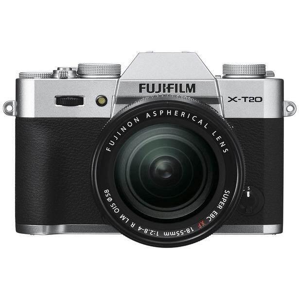 ขาย ประกันศูนย์ไทย กล้อง Fujifilm X T20 พร้อมเลนส์คิท 16 50 แถมเมม 16 Gb Fujifilm ใน นนทบุรี