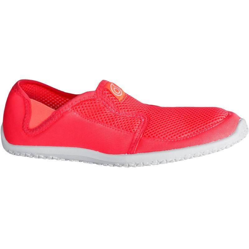 รองเท้าลุยน้ำ สำหรับผู้ใหญ่รุ่น 120 (สีชมพู) Subea By Hoolaa.