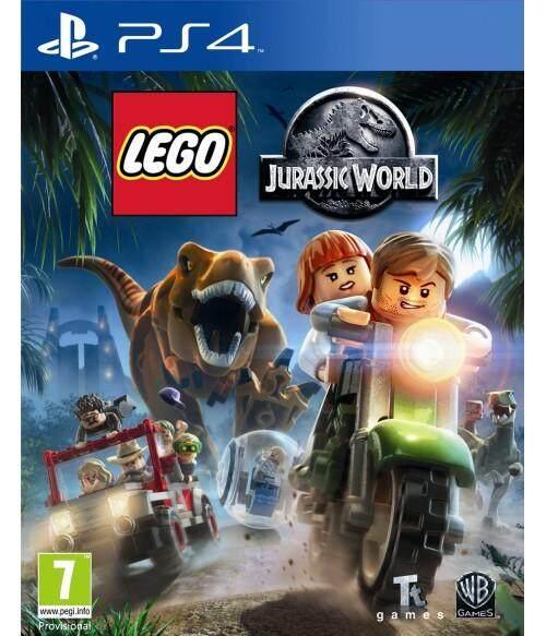 ps4 lego jurassic world ( english zone 2 )