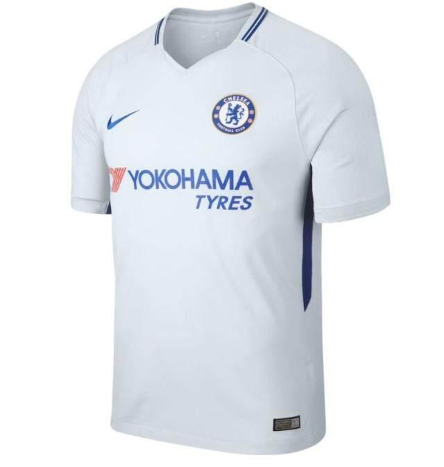 ซื้อ คุณภาพสูง Chelseafc 2018 ใหม่ฤดูกาลและฟุตบอลฟุตบอลเสื้อฟุตบอลเจอร์ซีย์การฝึกอบรมเสื้อยืด ออนไลน์ จีน