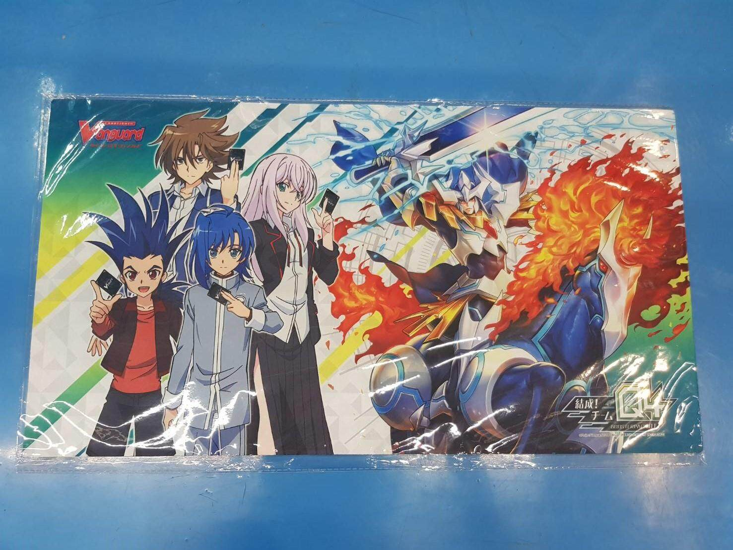 Bushiroad Rumber Playmat Collection - Team Q4.