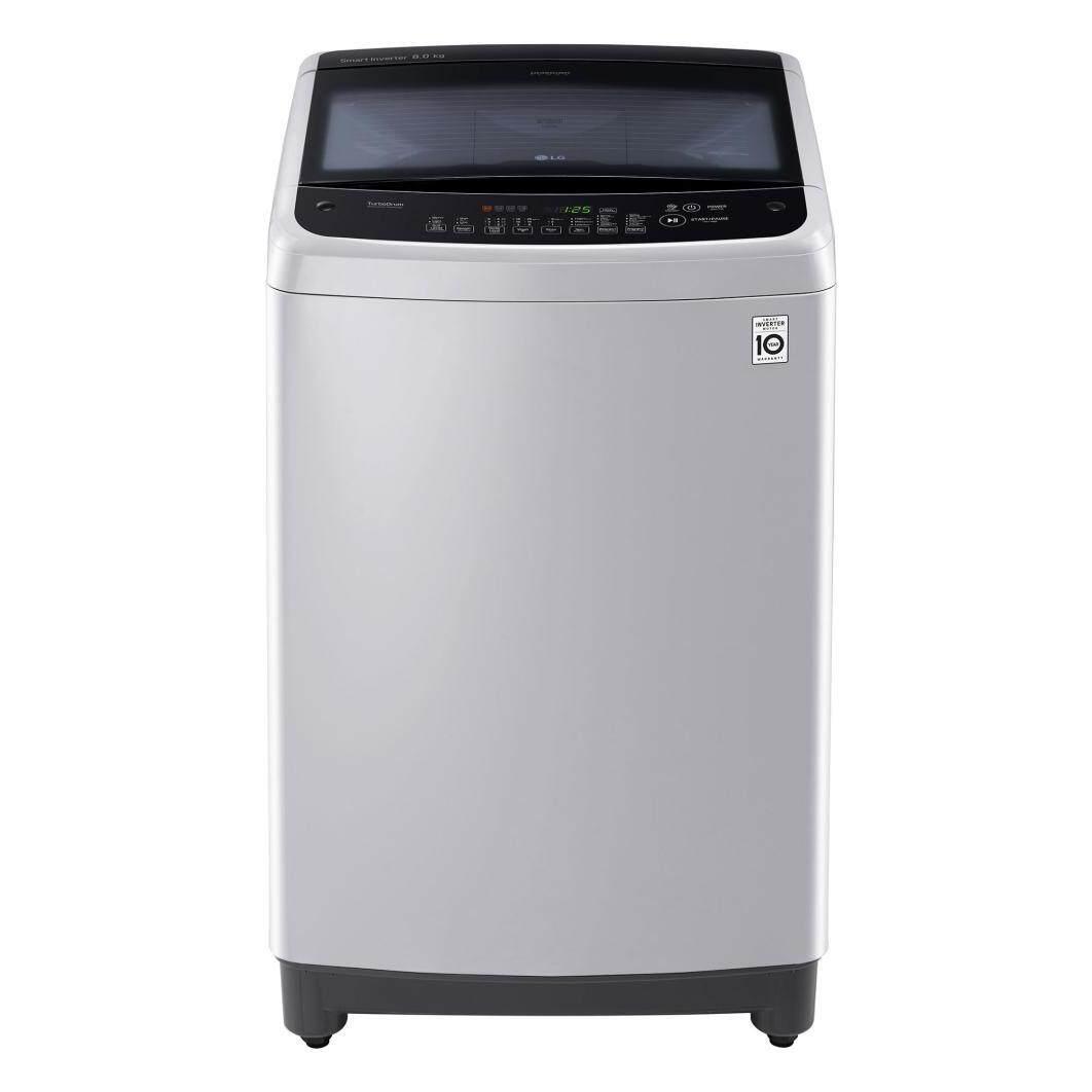 LG เครื่องซักผ้า 1 ถัง 14 กิโลกรัม รุ่น T2514VS2M