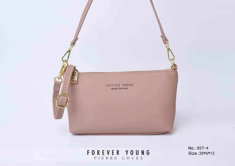 กระเป๋าสะพายพาดลำตัว นักเรียน ผู้หญิง วัยรุ่น ประจวบคีรีขันธ์ i QQ กระเป๋าสตางค์  PIERRE LOUES ของแท้100  No  827 4