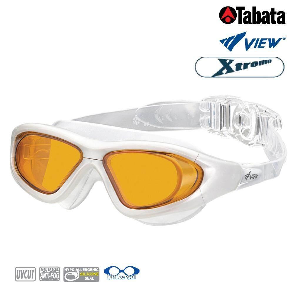 TABATA แว่นตาว่ายน้ำ/เจ็ทสกี ซิลิโคน V1000 (ออกใบกำกับภาษีได้)
