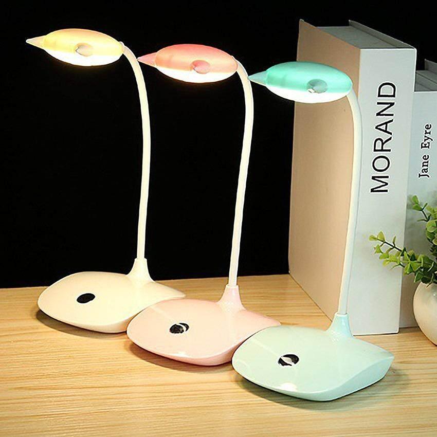 Creative Table Lamp  โคมไฟตั้งโต๊ะ โคมไฟ Led  รุ่น Cmd-8805  ทรงสวย บิดงอได้.
