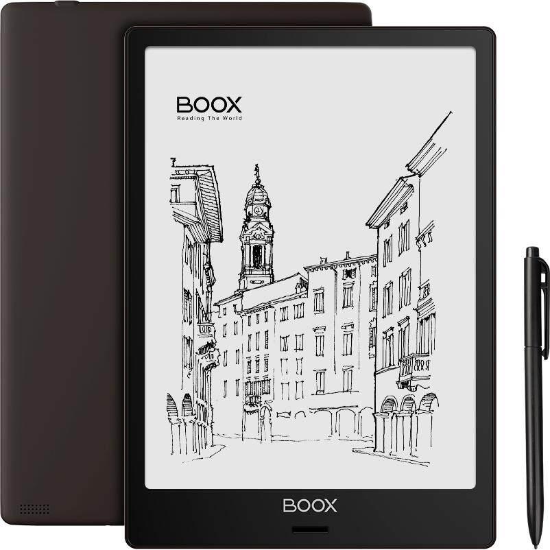 เครื่องอ่านหนังสืออิเล็กทรอนิกส์ Boox Note