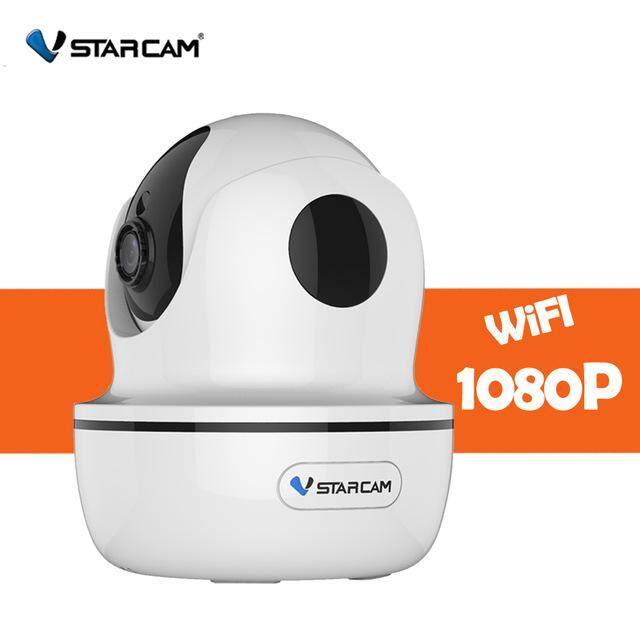 Vstarcam C26s 2MP 1080P HD กล้องวงจรปิดไร้สาย ภายใน WIFI IP Camera Indoor IR Cut ONVIF พูดได้ 2 ทาง รองรับ SD card 128 GB