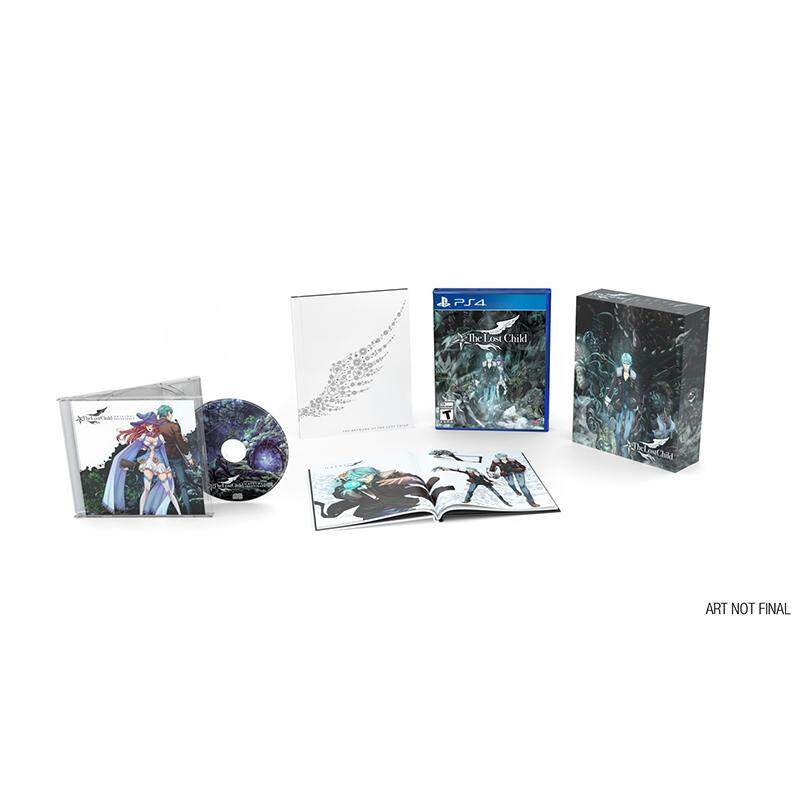 PS4 THE LOST CHILD LIMITED EDITION (US)