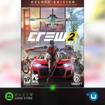 ราคาไม่แพงเลยกะเทยบอก The Crew 2 - Deluxe Edition PC Digital