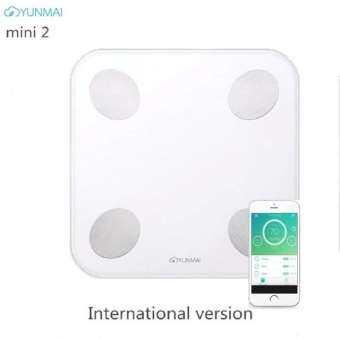 Z2ME เครื่องชั่งน้ำหนัก อัจฉริยะ Xiaomi YUNMAI Mini 2 Body Composition Scale