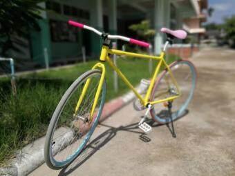 จักรยานฟิกเกียร์ (สอบถามก่อนสั่งซื้อ)