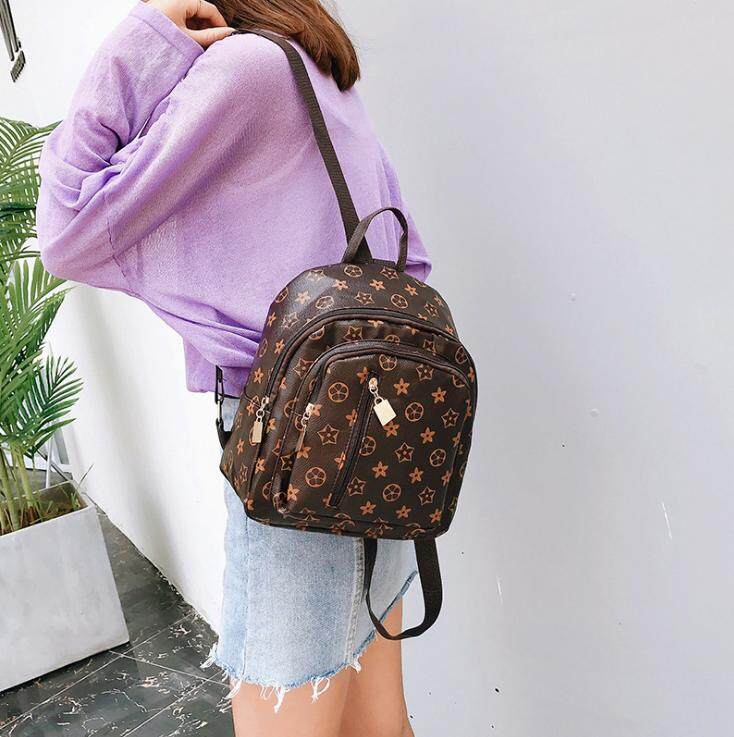กระเป๋าเป้สะพายหลัง นักเรียน ผู้หญิง วัยรุ่น พะเยา miss fashion korea bag กระเป๋า กระเป๋าเป้ กระเป๋าสะพายหลัง Backpack