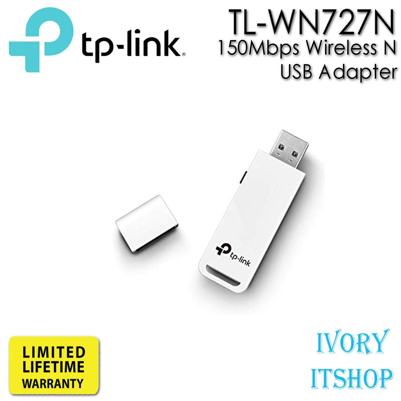 Tp Link 150mbps Wireless N Usb Adapter Tl Wn721n Karmashares Wn727 Wn727n