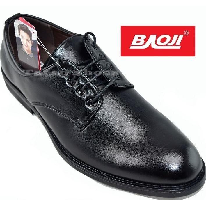 ราคา Baoji รองเท้าคัทชูชาย Baoji รุ่น Bj3438 สีดำ ออนไลน์