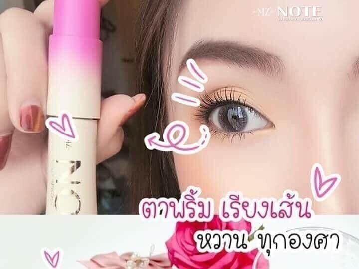 ถูกที่สุด!! Note Mascara Waterproof 6d มาสคาร่าตาพริ้ม ตาโต กันน้ำ ขนตายาว เส้นหนา By Abc Buy