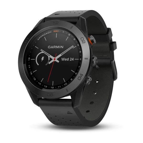 ยี่ห้อนี้ดีไหม  ราชบุรี Garmin Approach S60 Premium Black สีดำ นาฬิกากอล์ฟ ประกันศูนย์ไทย 1 ปี