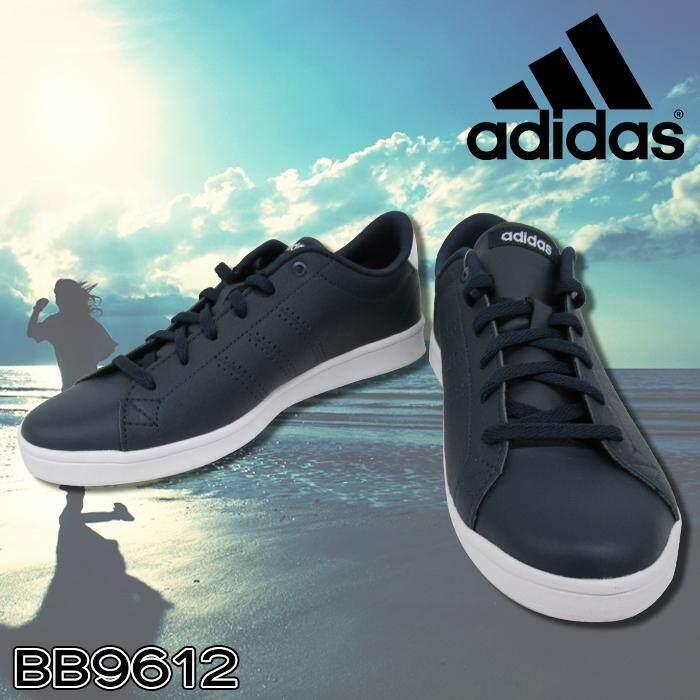 ขายดีมาก!  Adidas รองเท้า ผ้าใบ ผู้หญิง Advantage Clean QT Navy ใส่สบายพื้นนิ่มสุดๆ สินค้าลิขสิทธิ์แท้ ส่งไวด้วย kerry!!!