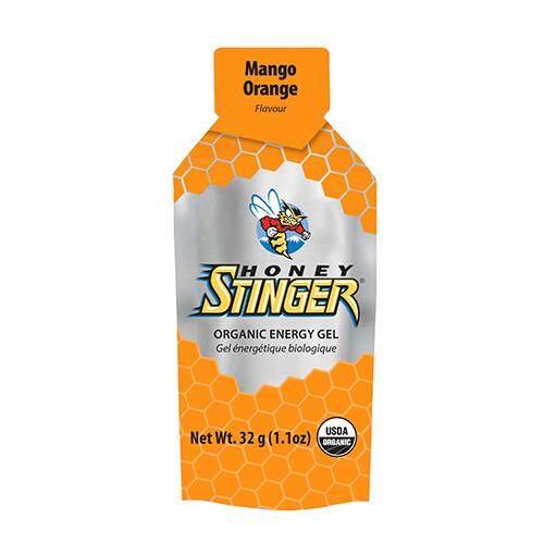 Honey Stinger Organic Gel เจล สำหรับนักกีฬา รสมะม่วง 32 มิลลิลิตร.
