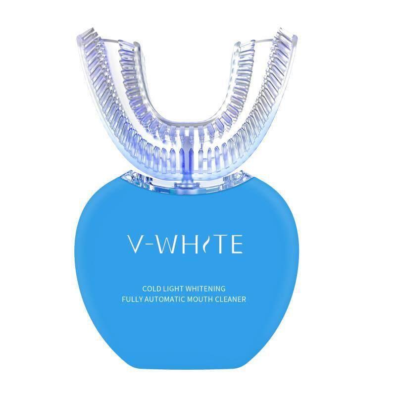 แปรงสีฟันไฟฟ้าเพื่อรอยยิ้มขาวสดใส สระแก้ว วีขาวรักกแปรงสีฟันไฟฟ้าแปรงสีฟันไฟฟ้าอัตโนมัติอัจฉริยะเพื่อเอาฟัน เหลือง ดำ ฟัน