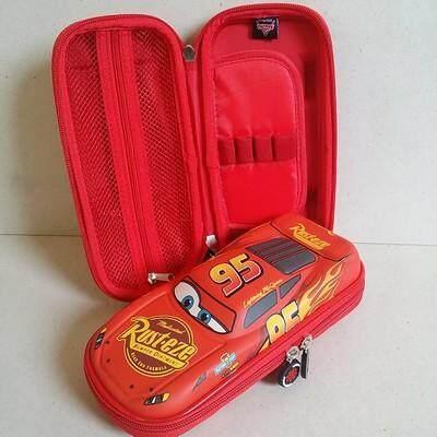 ส่งฟรี Kerry!!! ขาย กล่องดินสอสมิกเกิ้ล EVA กระเป๋าดินสอ กล่องดินสอทรง smiggle hardtop pencil case 3d 3ดี คาร์แม็คควีน Car Mcqueen