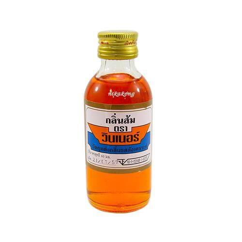 Knmall กลิ่นผสมอาหาร วินเนอร์ Winner กลิ่นส้ม.