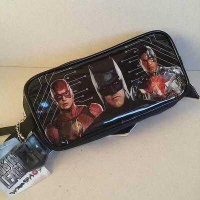 ส่งฟรี kerry !!! ขาย กระเป๋าดินสอ ซองดินสอซิป Batman แบทแมน